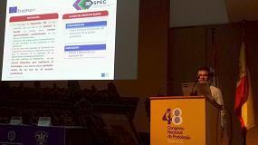 Foto de El IBV presenta el proyecto 3DSPEC en el Congreso Nacional de Podología
