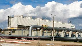 Foto de Sistemas de evacuación de energía captada en biomasa