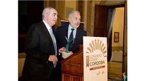 Foto de Manuel Rodríguez Chesa, premio 'Manuel Laguna' de Conaif 2017