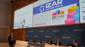 Foto de Izar participa activamente en el último congreso de Máquina-Herramienta