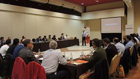 Foto de El contrato del alquiler y cómo promocionar la actividad, temas principales del encuentro de Aseamac en Valencia