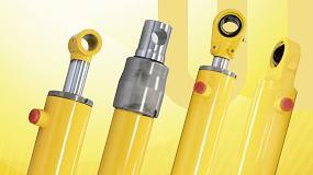 Foto de Cicrosa amplía la gama de cilindros hidráulicos, con más de 10.000 unidades en stock