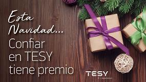 Foto de Tesy lanza nueva promoción sobre sus principales gamas de termos con motivo de la próximas fiestas navideñas