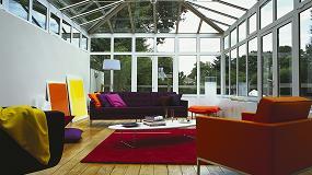 Foto de Technal presenta Tourmaline, veranda en distintas configuraciones