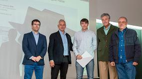 Foto de Entregados los premios de la II Edición del Concurso para estudiantes de Andece