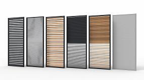 Foto de Renson presenta los nuevos modelos de paneles deslizantes Loggia
