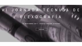 Foto de Atef organiza en Sant Just Desvern la VI jornada Técnica de Flexografía