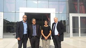 Foto de La AEI Tèxtils visita su partner en Marruecos, el Clúster de Textiles Técnicos C2TM