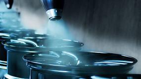 Picture of Dürr implementa las nuevas líneas de pintado de llantas de aluminio para Ronal Group