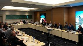 Foto de C N I participa en la Asamblea de AREA y en varias reuniones del sector de refrigeración en Bruselas