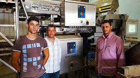 Foto de Oliveira Pinho & Filhos mejora la calidad y la productividad con la Sentinel II de Tomra