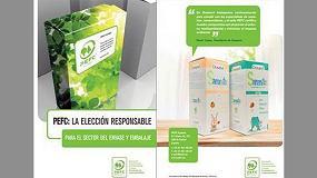 Foto de PEFC hablará de sostenibilidad y transparencia en la cadena de suministro del sector del packaging en Packaging Innovations