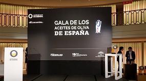 Foto de Pieralisi, presente en la I Gala de los Aceites de Oliva de España