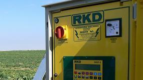 Foto de RKD Irrigación profundiza en el carácter internacional de sus soluciones de riego mecanizado