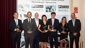 Fotografia de Aedive entregó sus premios anuales a la movilidad eléctrica