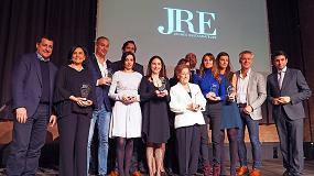 Foto de JRE entrega en Barcelona los I Premios Gastronomía en Femenino