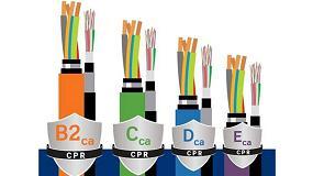 Picture of Los cables de datos CPR de Brand-Rex, ya en el stock en CMATIC