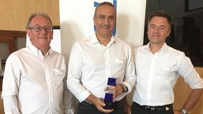 Foto de TDK-Lambda premia a Kolbi por su gestión de ventas