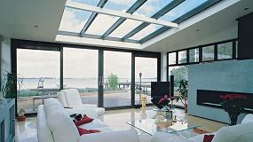 Foto de Reynaers Aluminium y sus sistemas para verandas