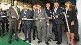 Foto de AGC Flat Glass Italia inaugura su nueva línea de vidrio float en Cuneo