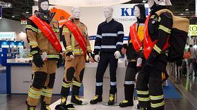 Foto de DuPont presenta nuevas soluciones de protección Nomex para bomberos y trabajadores de la industria