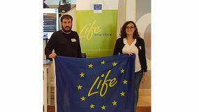 Foto de El proyecto Life-Flarex destacado por su gran impacto a nivel legislativo durante la reunión inicial del programa Life16