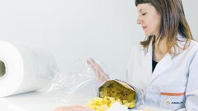 Foto de Nuevos envases conservarán alimentos frescos más tiempo prescindiendo de metalizados y atmósferas modificadas
