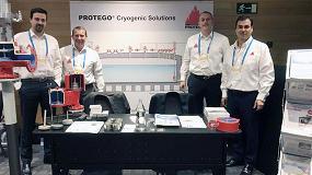 Foto de Protego participa en el tercer Congreso Internacional de LNG de Barcelona