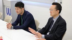 Foto de Entrevista a Shizuo Higuchi y Norihiro Yoshitsugu, de Wada Precision