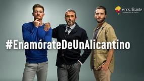 Picture of Gran éxito de la original campaña de Vinos Alicante DOP
