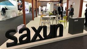 Foto de Gran acogida de los productos Saxun en InteriHotel