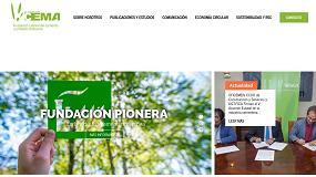 Foto de La economía circular, protagonista de las nuevas webs de Fundación Cema