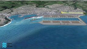 Foto de Typsa diseña la ampliación del Puerto de San Antonio, terminal líder en transferencia de carga en Chile