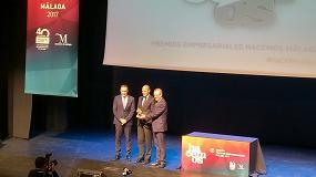 Foto de FYM-HeidelbergCement recibe el Premio a la 'Trayectoria Empresarial'