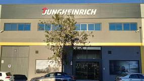 Picture of Apiburgos asesora a Jungheinrich en sus nuevas instalaciones en Sevilla