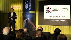 Foto de El ministro de Fomento presenta el Plan de Innovación para el transporte y las infraestructuras 2017-2020