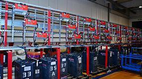 Foto de Fronius instala su tecnología de carga de baterías para FM Logistic