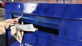 Foto de La recogida de papel y cartón para reciclar crecerá un 1,5% en 2017, según la previsión de Aspapel