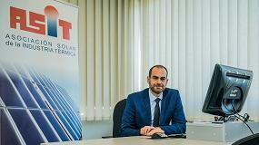 Foto de Vicente Abarca, nuevo presidente de ASIT