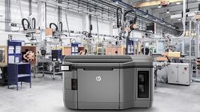 Fotografia de HP incrementa su negocio de Impresión 3D en Europa con nuevos clientes, distribuidores y centros de referencia