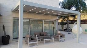Foto de Pérgola bioclimática Seesky BIO, la mejor solución para la terraza