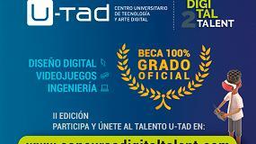 Foto de El Centro Universitario U-tad premia el talento