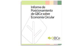 Foto de GBCe lanza un manifiesto para el fomento de la Economía Circular