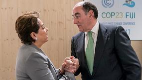 Picture of El presidente de Iberdrola participa en la Cumbre del Clima de Bonn