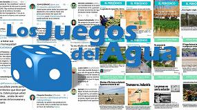 Foto de Los Juegos del Agua, la dinámica que cambiará la forma de resolver problemas hídricos, en el Congreso YWP de Bilbao