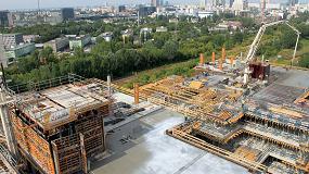 Foto de Ulma participa en el proyecto de construcción del Complejo EuroCentrum de Polonia