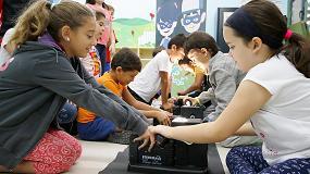 Foto de Arranca la IV Edición del taller itinerante PlayEnergy de Fundación Endesa en Málaga