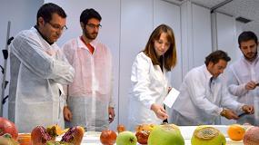 Foto de Profesionales de la fruta de España y América Latina asisten al II Curso de Postcosecha del IRTA