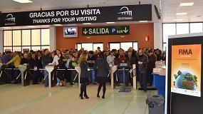 Foto de Feria de Zaragoza refuerza la promoción internacional de FIMA 2018