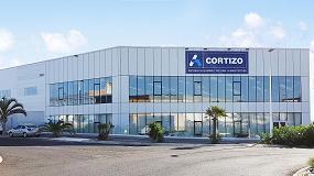 Foto de Cortizo estrena en Tenerife un hub para la distribución de aluminio y PVC